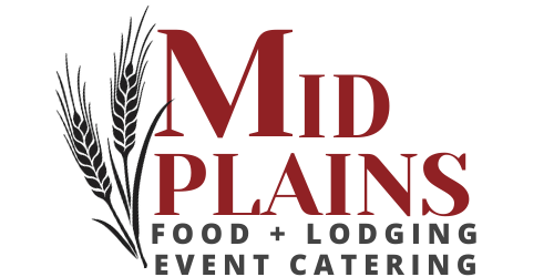 Mid Plains Food and Lodging Event Catering Logo