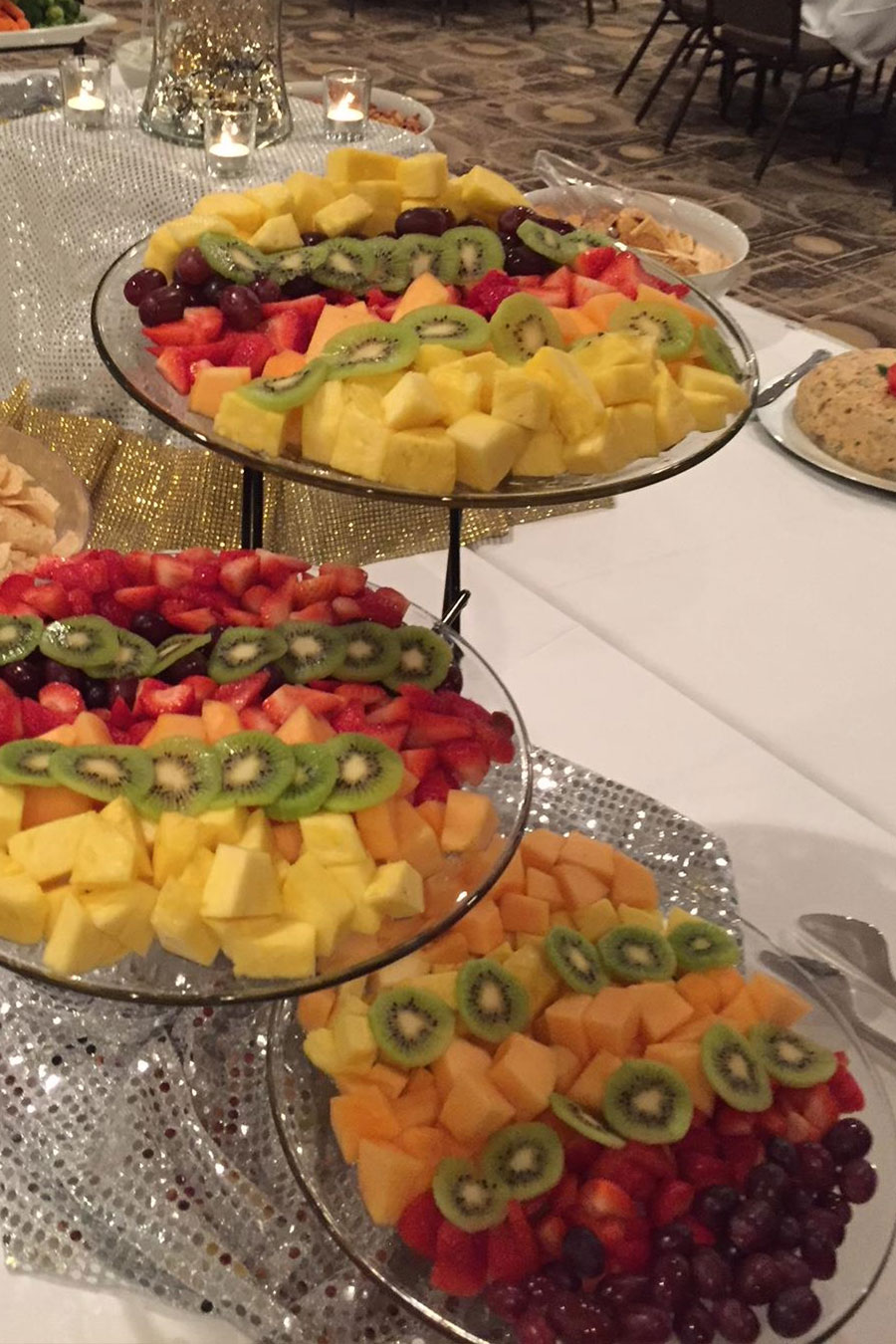 Mid Plains Catering Fruit Platter Appitizer