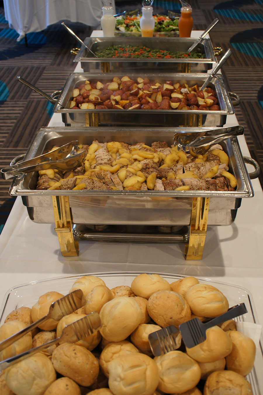 Mid Plains Catering Entrees