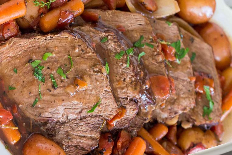 Mid Plains Catering Pot Roast Entree North Platte